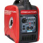 Agregat Predator 2000 uporablja invertersko tehnologijo