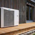 Prednosti visokotemperaturne toplotne črpalke