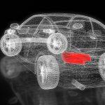 Avtoelektrika in avto deli za delovanje električnega sistema