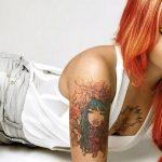 Krema za sveže in trajne barve tatuja
