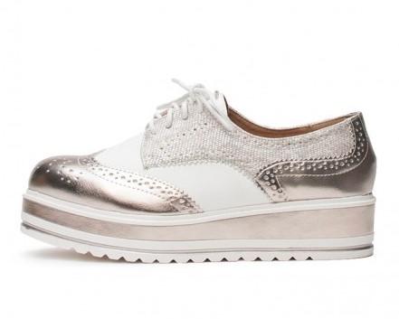 Čevlji v stilu oksfordic