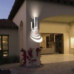 Pametna razporeditev zunanjih svetil za vsak dom