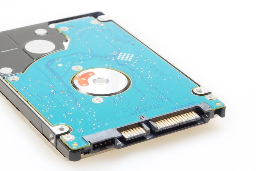 Reševanje podatkov iz hard diska