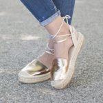 Espadrile kot trendi poletna obutev